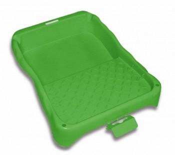 Farbwanne HAresil grün Größe 21x22 cm