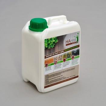 HAresil Basic Holzschutzmittel auf Wasserbasis im 2,5l Kanister Fertigmischung