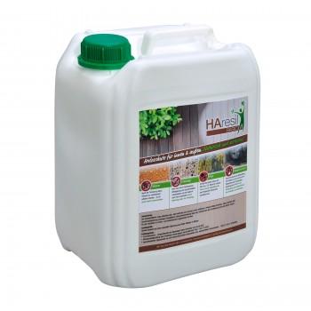 HAresil Basic Holzschutzlasur auf Wasserbasis im 5,0l Kanister Fertigmischung