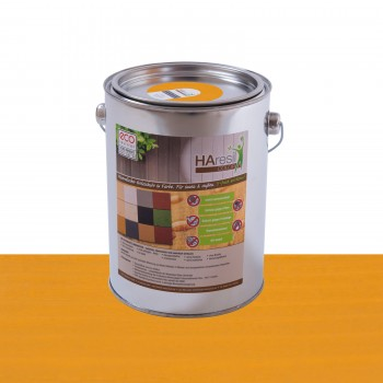 HAresil Color kieferngelb Holzschutzfarbe Holzschutzlasur schützt vor Holzwurm und Holzschädlinge, Pilzbekämpfung