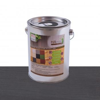 HAresil Color schiefergrau Holzschutzfarbe Holzschutzlasur schützt vor Holzwurm und Holzschädlinge, Pilzbekämpfung