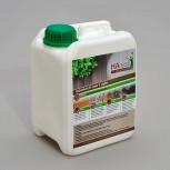 HAresil Argentum Holzschutzmittel auf Wasserbasis im 2,5l Kanister Fertigmischung
