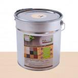 HAresil Color elfenbein Holzschutzfarbe Holzschutzlasur schützt vor Holzwurm und Holzschädlinge, Pilzbekämpfung 5,0kg