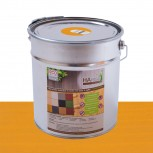 HAresil Color kieferngelb Holzschutzfarbe Holzschutzlasur schützt vor Holzwurm und Holzschädlinge, Pilzbekämpfung 5,0kg