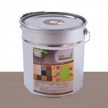 HAresil Color kieselgrau Holzschutzfarbe Holzschutzlasur schützt vor Holzwurm und Holzschädlinge, Pilzbekämpfung 5,0kg