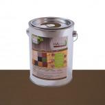 HAresil Color nussbraun Holzschutzfarbe Holzschutzlasur schützt vor Holzwurm und Holzschädlinge, Pilzbekämpfung