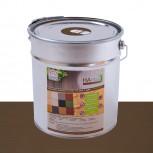 HAresil Color nussbraun Holzschutzfarbe Holzschutzlasur schützt vor Holzwurm und Holzschädlinge, Pilzbekämpfung 5,0kg