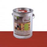 HAresil Color rostrot Holzschutzfarbe Holzschutzlasur schützt vor Holzwurm und Holzschädlinge, Pilzbekämpfung 1,0kg