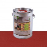 HAresil Color braunrot Holzschutzfarbe Holzschutzlasur schützt vor Holzwurm und Holzschädlinge, Pilzbekämpfung