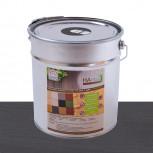 HAresil Color schiefergrau Holzschutzfarbe Holzschutzlasur schützt vor Holzwurm und Holzschädlinge, Pilzbekämpfung 5,0kg