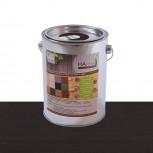 HAresil Color schwarz  Holzschutzfarbe Holzschutzlasur schützt vor Holzwurm und Holzschädlinge, Pilzbekämpfung