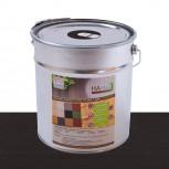 HAresil Color schwarz  Holzschutzfarbe Holzschutzlasur schützt vor Holzwurm und Holzschädlinge, Pilzbekämpfung 5,0kg